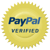 Paypal Verified Since 2002
